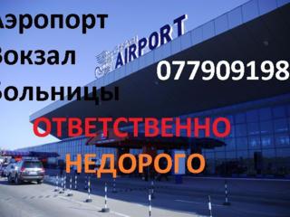 Кишинев-Аэропорт.