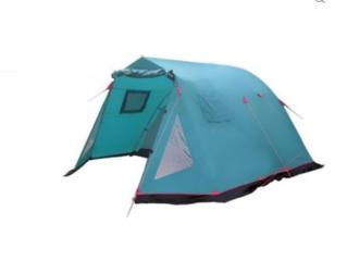 Кемпинговая Палатка 3-4-местная