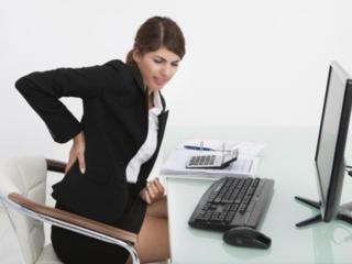 Офисная поддержка спины, позвоночника, любого типа сиденья