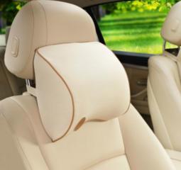 Подушка на подголовник автомобильного сиденья Водитель береги шею