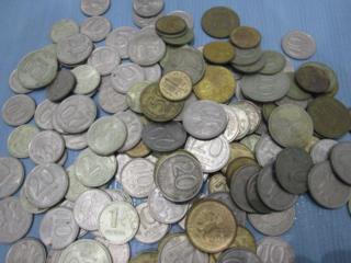Килограмм российких монет