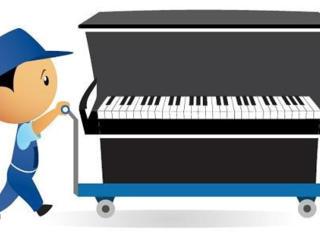 Грузоперевозки. Перевозка мебели, пианино, сейфа. Услуги грузчиков.