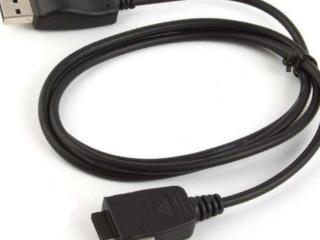 USB Data Cable Unit для старых телефонов + диск с драйверами.