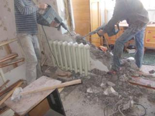 Бельцы резка бетона демонтаж стен перегородок бетоновырубка сверление!
