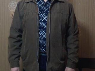 Мужские куртки и рубашка весенне - осенние