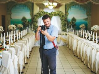 Видеосъёмка торжеств, мероприятий. Создание фильмов, роликов, рекламы.