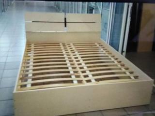 Кровати 2-спальные новые в упаковке.