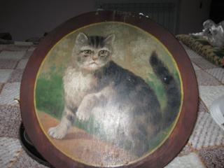 Продается старинная картина