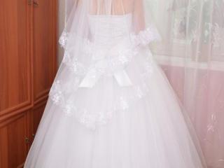 Продается свадебное платье!!! Идеальное состояние!!!