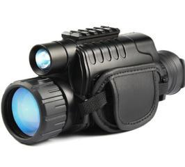 Прибор ночного видения + инфракрасный фонарь - все новое
