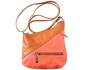 Мини сумочка женская из мягкой телячьей кожи