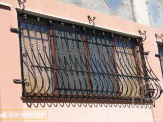 Металлические решетки на окна под заказ в Приднестровье