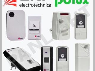 Беспроводные звонки для дома, дверные звонки, panlight, ekf, звонки