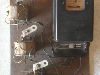 Эл. счётчик СА4У-И672М. Учет эл. энергии 380В. Для цеха, дома, гаража.
