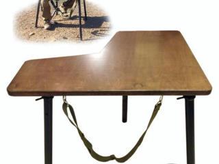 Стрелковый стол для высокоточной стрельбы. Стул винтовой, стрелковый.