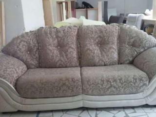 Реставрация, обивка, изменение дизайна мягкой мебели