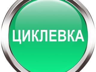 Циклевка Шлифовка Укладка реставрация старого паркета Киев и область