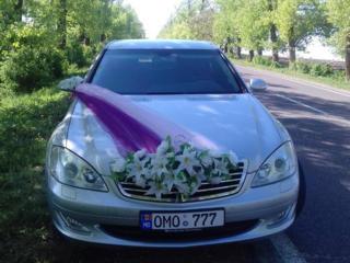 Заказ машины для вашего торжества в Бельцах и ближайших районах