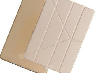 """Новый кожаный чехол для iPad Pro 10.5"""", цвет Gold. Цена 200 лей."""
