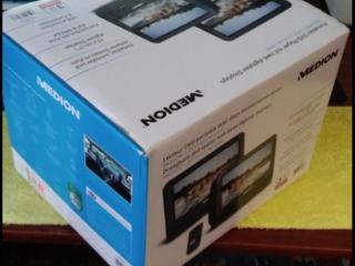 Новый видеокомплект на подголовники и навигаторы Garmin, Prestigio.