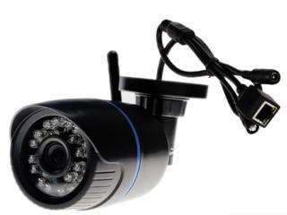 IP WiFi camera Full HD 2.0Mpx-1920x1080, microSD - беспроводная