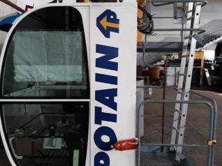 Se vinde macaraua turn Potain MC-85B - продается башенный кран MC-85В