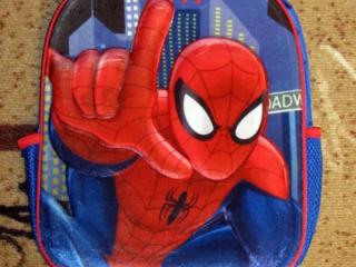 Рюкзак детский Человек Паук новый