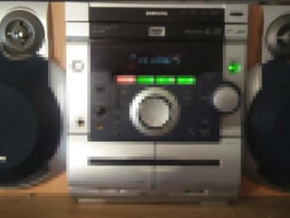 Музыкальный центр SAMSUNG -MAX-945D.