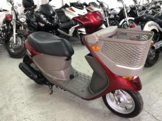 Как новый скутер Suzuki Let`s IV мопед из Японии в оригинале. Торг.