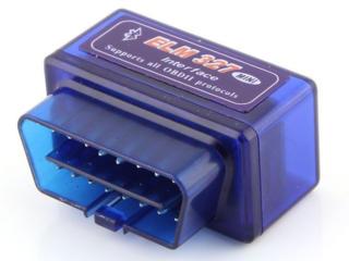 Автодиагностический универсальный адаптер ELM327 Bluetooth-130 лей!!!