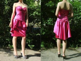 Вечернее платье-тройка