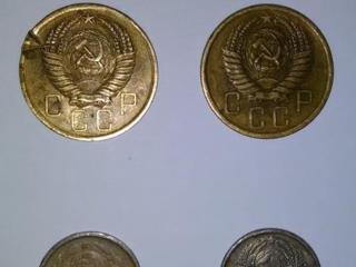 Новая керосиновая лампа, монеты, спички СССР