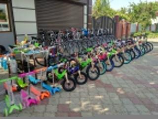 Взрослые, спортивные и детские велосипеды!