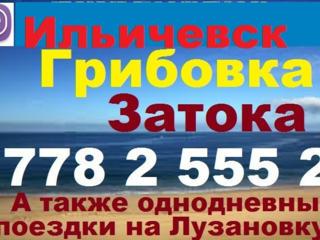 Ежедневно: Ильичевск, Грибовка, Каролино-бугаз, Затока, Лузановка.