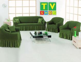 Еврочехлы для мягкой мебели! Для стульев! Большой выбор моделей!