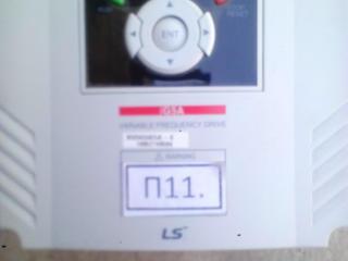 Преобразователь частоты SV040iG5A-4 (Инвертор)