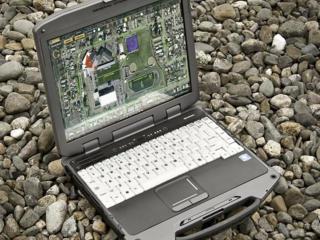 «Броненоутбук» GD8200 для работы в экстремальных условиях