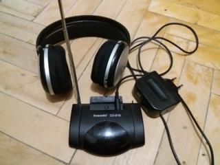 Беспроводные стереонаушники Philips для ТВ, планшетов, телефонов.