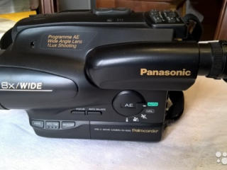 Видеокамеры Panasonic nv-s250en