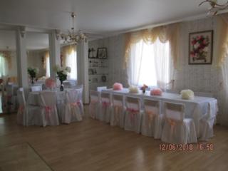 Праздники в двухэтажном доме в с. Терновка