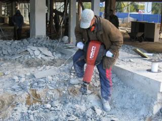 Бельцы бетоновырубка резка бетона сверление оперативно профессионально