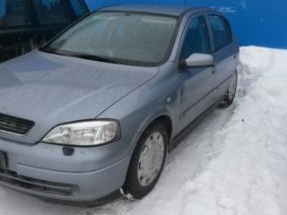 Piese Opel Astra G/ Zafira A 1998/2005. Schimb ulei si filtre
