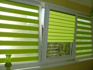 Рулонные шторы с эффектом день-ночь от Dеcor City!