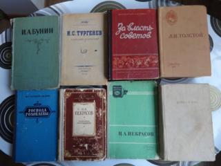Продам школьную библиотеку российских писателей и поэтов.