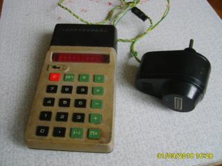 Микрокалькуляторы советские б. у.