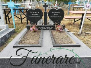 Фирма Funerare. md предоставляет гранитные памятники от 3500 лей