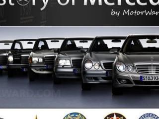 Запчасти на Mercedes 190, A-160, C-202, E-124, E-210, E