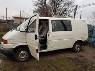 Transporter T4 по запчастям 1,9td 2,4 2.5 мотор, коробка, рейка