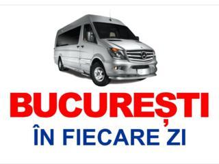 Transport de Pasageri Chişinău- Bucureşti