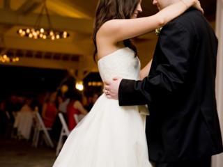 Dansul mirilor. Свадебный танец.